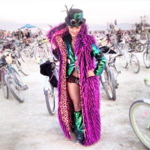 Burning Man Outfit | Boho Coats