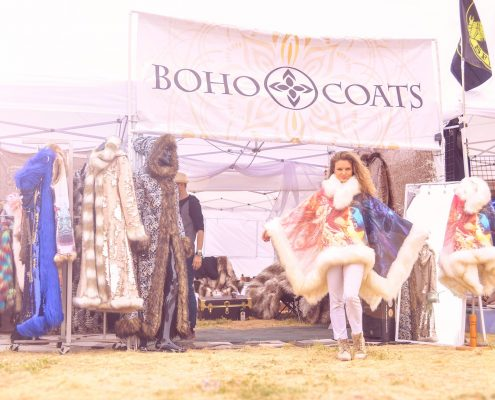 Boho Coats LIB vendor