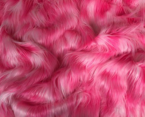 Pink Mood Fur | Bohocoats