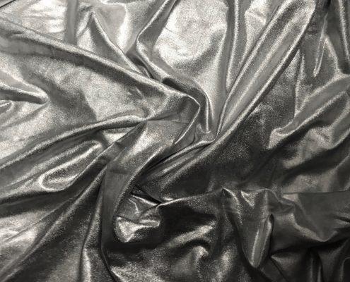 Matte Silver | custom made fur coat