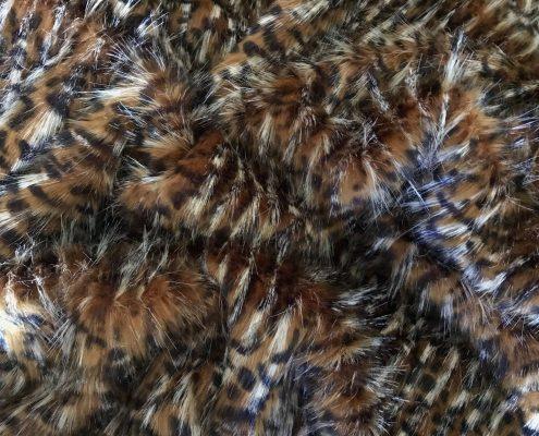 Lynx Faux Fur