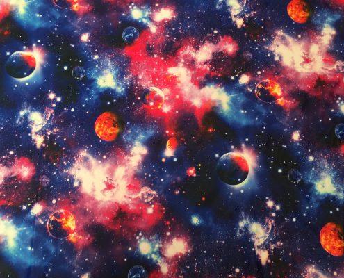 Blue Galaxy | Boho Coats