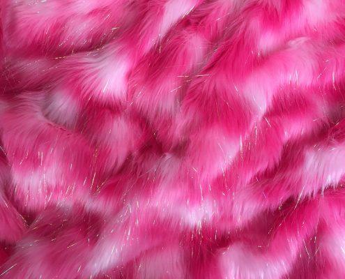 Electric Pink Fur | Bohocoats