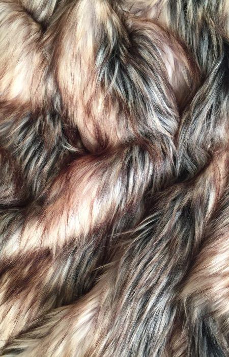 Canadian Wolf Fur | Bohocoats