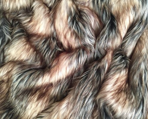 Canadian Wolf Fur | Bohocoats