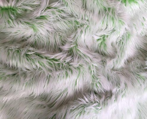 Pastel Green Fur