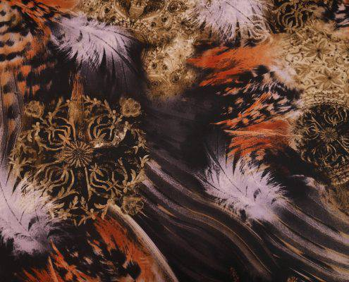 Shaman Festival Fur Coat | Boho Coats