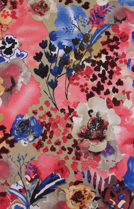 Floral watercolor | Boho Coats