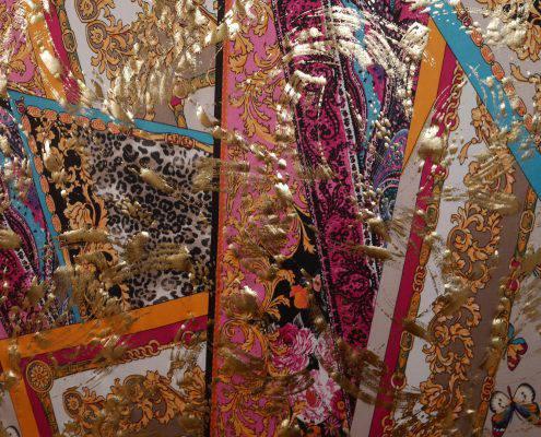 Versace Festival Fur Coat | Bohocoats