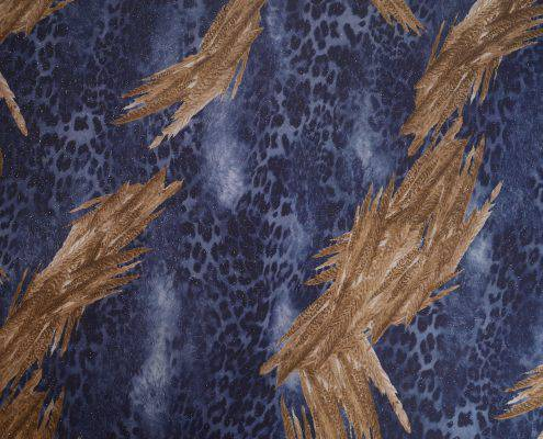 Bird Spirit Festival Fur Coat | Boho Coats