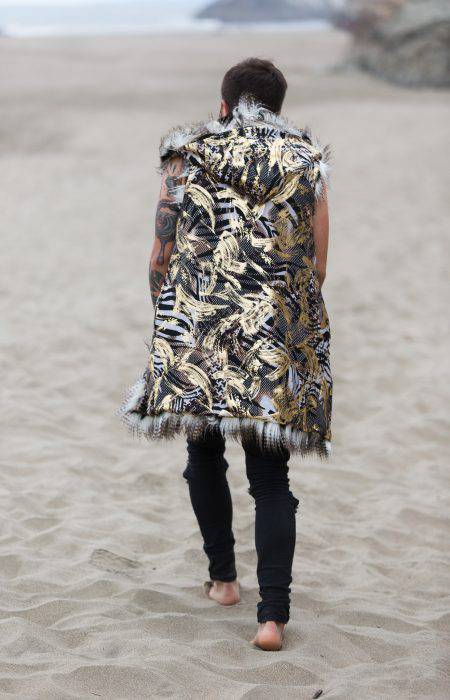 Falcon Festival Costume   Boho Coats