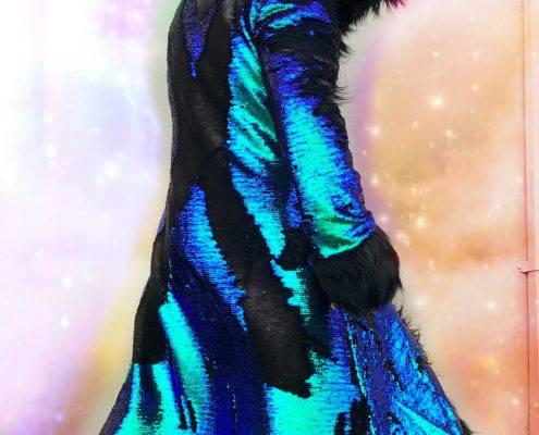 Master Dragon men fur coat