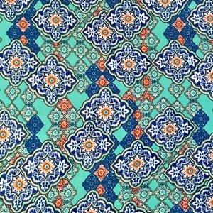Turquoise Mandalas