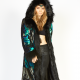 Dragon Queen Burning Man coat
