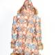 Sacred Geometry Fur Jacket