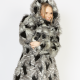 Lady Bird Fur Coat