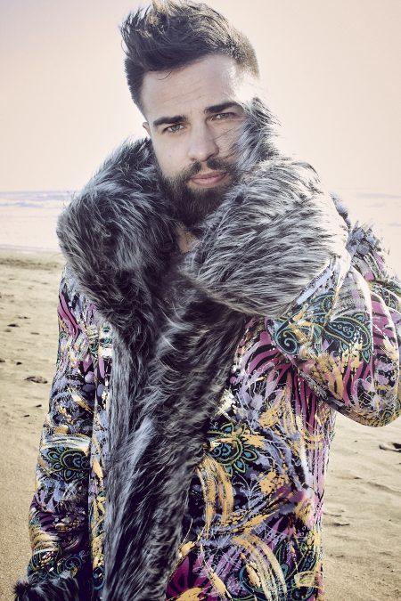 Mr Grey Playa coat men
