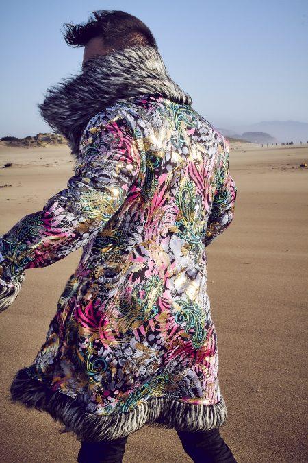 Mr Grey Playa coat men | Bohocoats