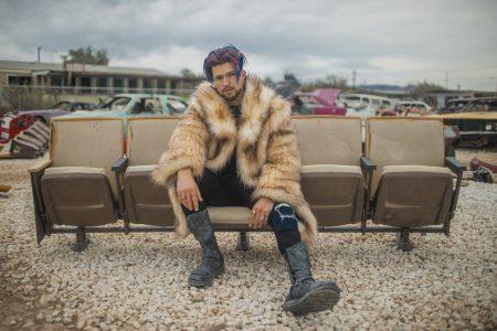 Tarantino Fur Coat